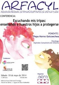 Pepa Horno may2014 conference poster A4